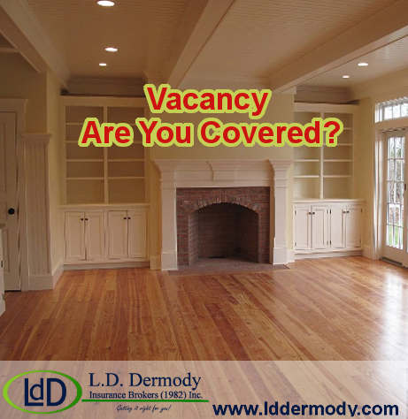 Vacancy, Are You Covered?